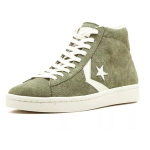🎉HP🎉Converse Pro Dr. J Erving Leather Mid Shoes